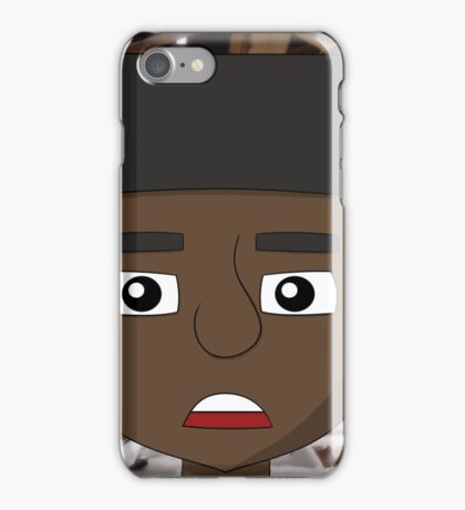 Chicago Teenager In The City iPhone Case/Skin