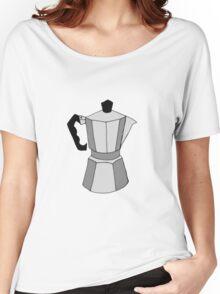 Moka Pot Women's Relaxed Fit T-Shirt
