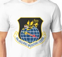 614th Air and Space Operations Center Unisex T-Shirt