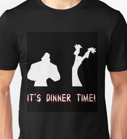 DINNER TIME - The Emperor's New Groove Unisex T-Shirt