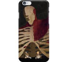 Titan - Shingeki no Kyojin iPhone Case/Skin