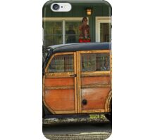 Hawaiian Woody iPhone Case/Skin