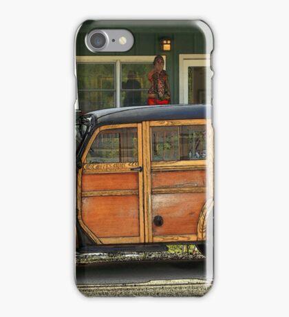 Hawaiian Woody iPhone Case/Skin