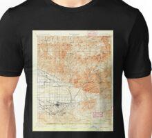 USGS TOPO Map California CA Redlands 298742 1901 62500 geo Unisex T-Shirt
