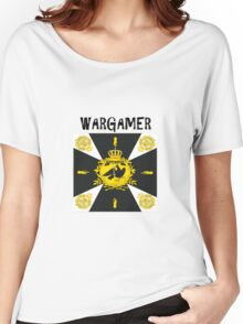 Wargamer - Prussian 1806 Napoleonic Period Women's Relaxed Fit T-Shirt