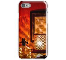 WARM AND COZY CORNER iPhone Case/Skin