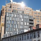 Modern Architecture, Classic Architecture, Chelsea, New York City by lenspiro