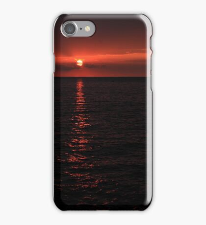 Kona Sunset iPhone Case/Skin