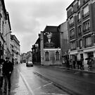 Urban terrior - Reims France by Norman Repacholi