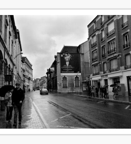 Urban terrior - Reims France Sticker