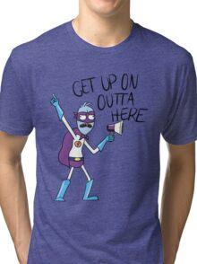 Eyehole Man Tri-blend T-Shirt