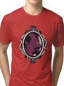 Dominion, Eldest Silver Child Cameo  Tri-blend T-Shirt