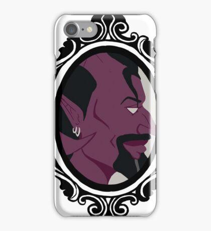 Dominion, Eldest Silver Child Cameo  iPhone Case/Skin