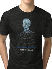 Black Mirror - Future Tri-blend T-Shirt