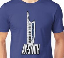 Dream Halberd Roland AX-Synth White Unisex T-Shirt