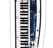 Dream Halberd Roland AX-Synth White Sticker