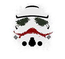 The Joker Trooper Photographic Print