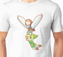 Pretty Fly for a Hylian Guy (Medli/Link) Unisex T-Shirt