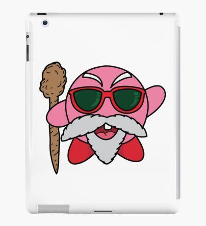 Master Kirby iPad Case/Skin