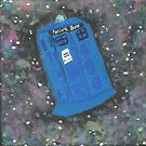 Doctor Who - The TARDIS in Space by Laurynsworld