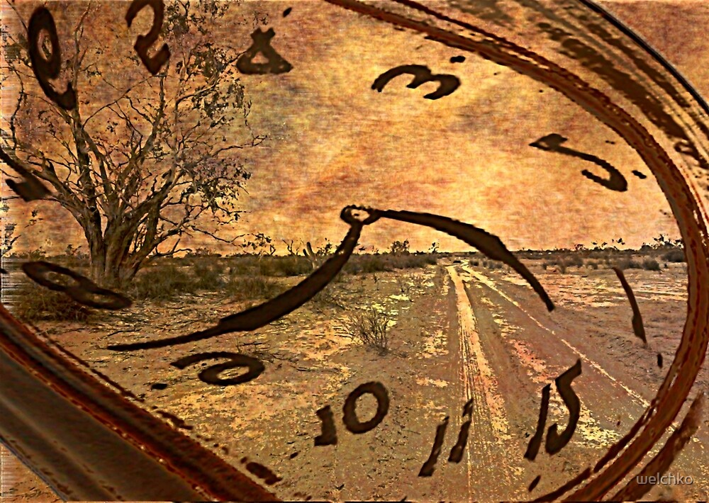 On the Wrong Side of Time by welchko