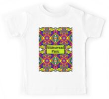 WP - Widespread Panic - Psychedelic Pattern 1  Kids Tee