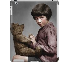Christopher Robin and Pooh iPad Case/Skin