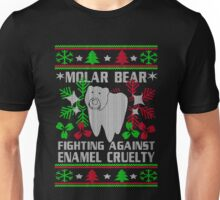 Molar Bear Fighting Against Enamel Cruelty T Shirt Unisex T-Shirt
