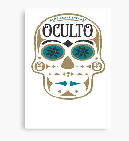 OCULTO Canvas Print