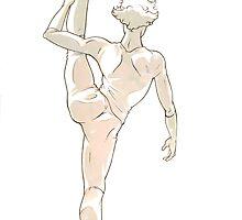 Balletlock by wellkeptsecret