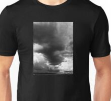 Shadforth Storm Clouds Noir Unisex T-Shirt
