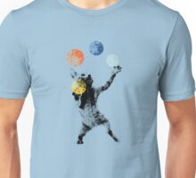 Juggling cat Unisex T-Shirt