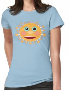 Sunny Womens Fitted T-Shirt