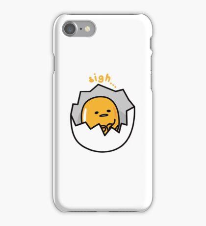 Gudetama the lazy egg eggshell iPhone Case/Skin