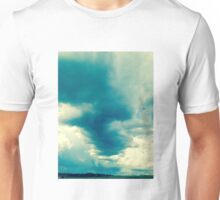 Shadforth Storm Clouds  Process Unisex T-Shirt