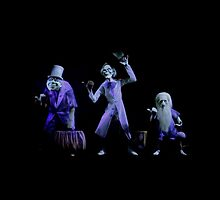 Hitchhiking Ghosts by zmayer