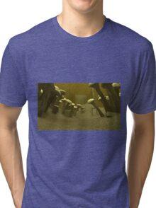 Fifth world Scene Tri-blend T-Shirt