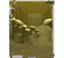 Fifth world Scene iPad Case/Skin
