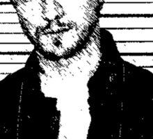 Wanted: McAvoy Sticker