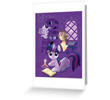 My Little Pony - Twilight Sparkle Greeting Card