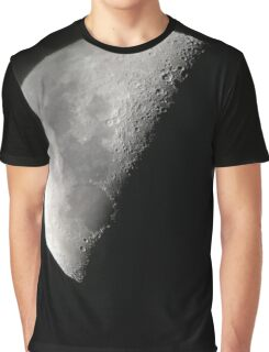 Light Side of the Moon Graphic T-Shirt