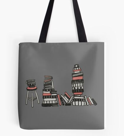 Night Circus Collection no. 4 Tote Bag