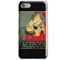 Brony - Facebook iPhone Case/Skin
