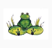 Frog - Just Chillin' One Piece - Short Sleeve