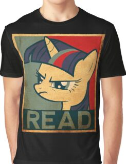 Brony - Read Graphic T-Shirt