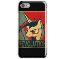 Brony - Revolution iPhone Case/Skin