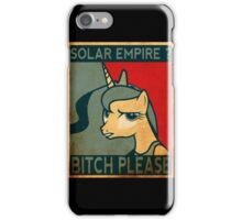 Brony - Solar Empire iPhone Case/Skin