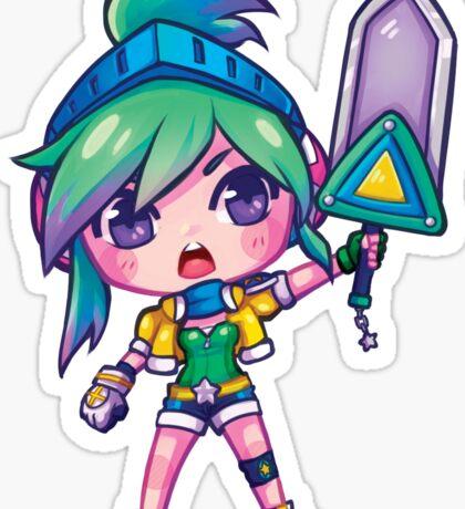 Arcade Riven Sticker Sticker