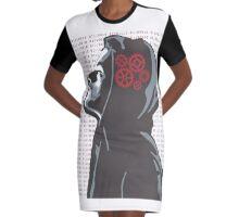 mr robot Graphic T-Shirt Dress