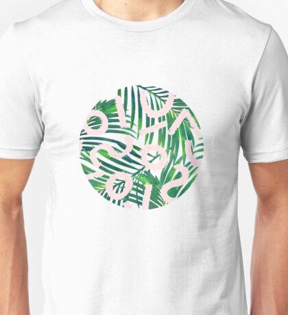 Palm + Pastel #redbbuble #lifestyle  T-Shirt